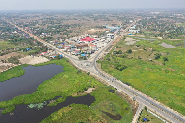 Cambodia to Receive $56.1 million in Road Improvements from South Korea