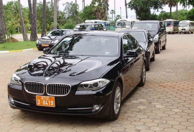 Cambodia's luxury transportation provider buys new vehicles for Asia-Europe Meeting in November