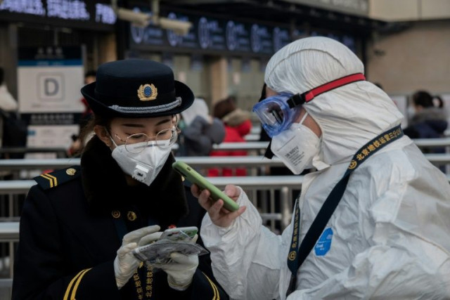 China virus death toll exceeds 1,600: govt