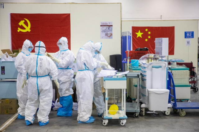 China virus death toll passes 1,800: govt