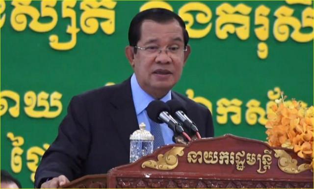 Cambodian Students in Wuhan Healthy, says Hun Sun