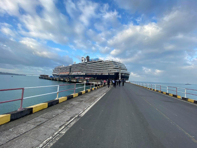 Health Ministry Declares 781 Westerdam Passengers Healthy