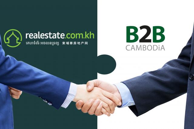 Realestate.com.kh acquires B2B Cambodia