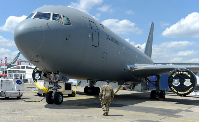 US State Dept approves sale of KC-46 air refuelers to Israel