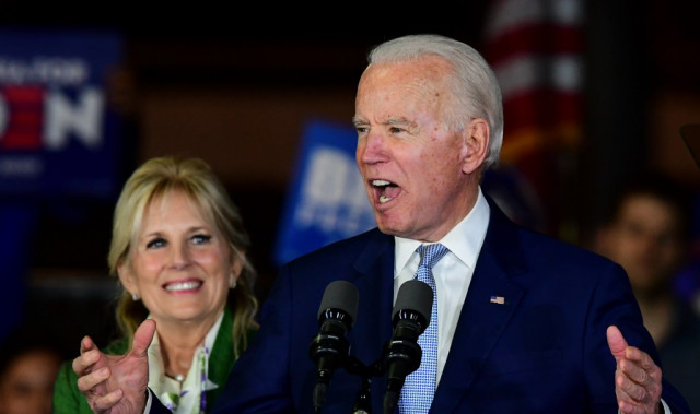 'New race:' Biden seizes momentum with Super Tuesday surge