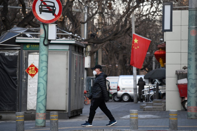 China's coronavirus death toll surpasses 3,000