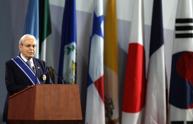 Former UN chief Javier Perez de Cuellar dead at 100: son