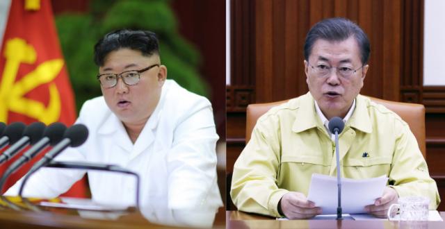 S.Korean president exchanges letter with DPRK leader