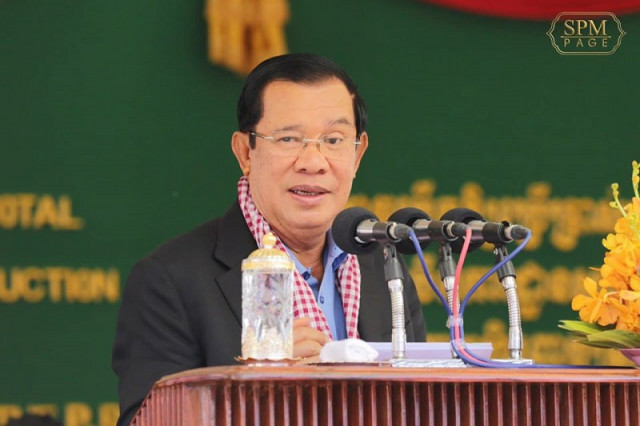 Hun Sen rebukes Vietnamese Media over Report on Travel Restrictions