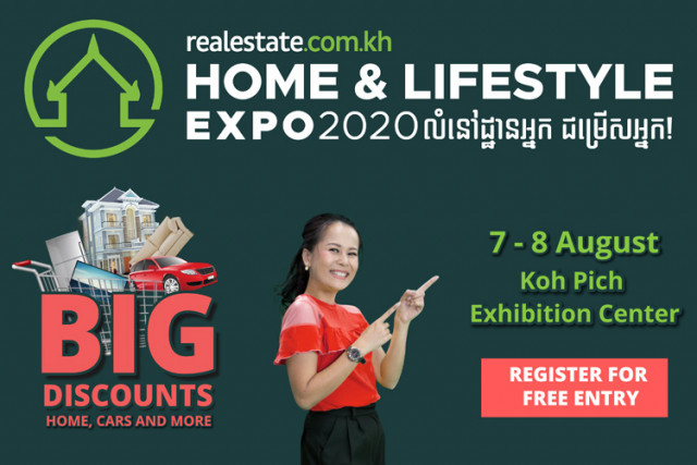 Home & Lifestyle Expo 2020 rescheduled to August 7th and 8th