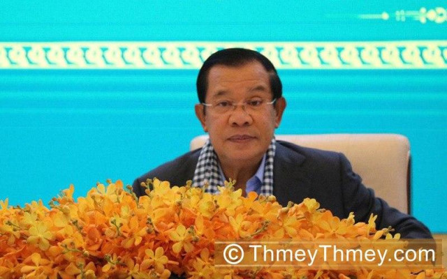 Hun Sen Contemplating State of Emergency