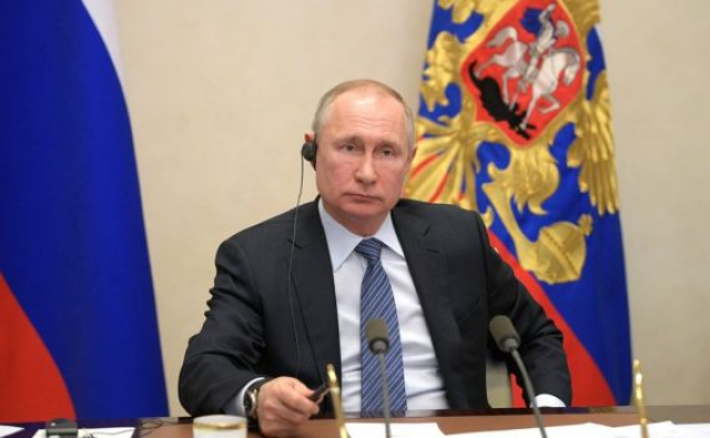 Russia may defeat COVID-19 in less than 2-3 months: Putin