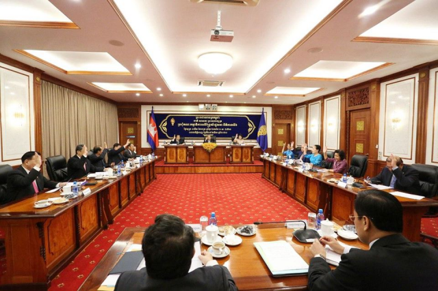 The National Assembly to Vote Monday on a Cabinet Reshuffle