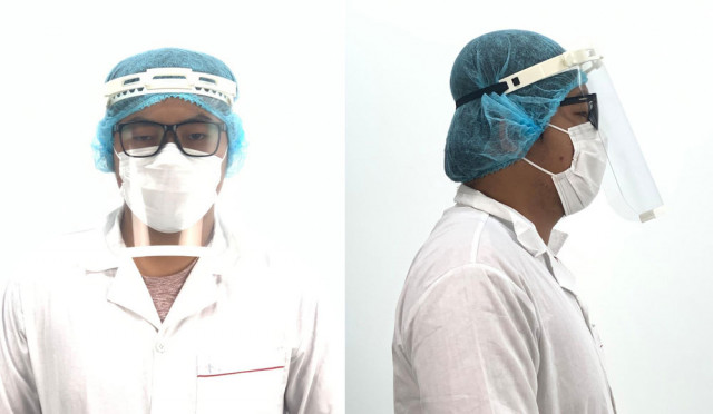 NGO to Create Medical Face Shields for Cambodian Healthcare Workers