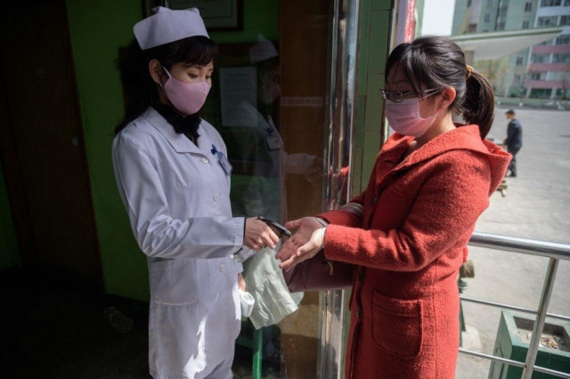 N. Korea insists it is free of coronavirus