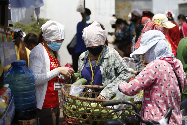Factories Claim They Cannot Afford to Pay Garment Workers 40 Percent of Salary