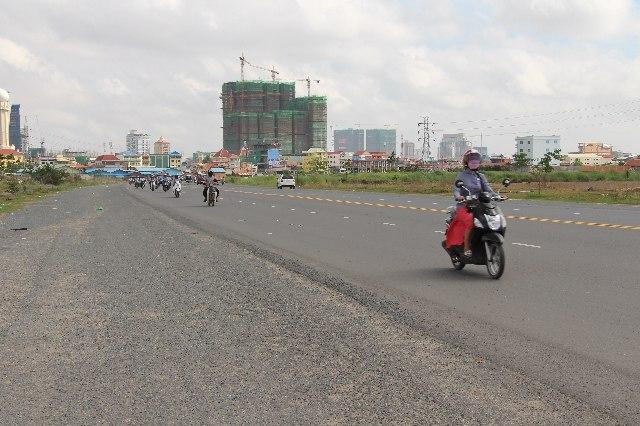 As Phnom Penh Develops, So Too Must Road Safety
