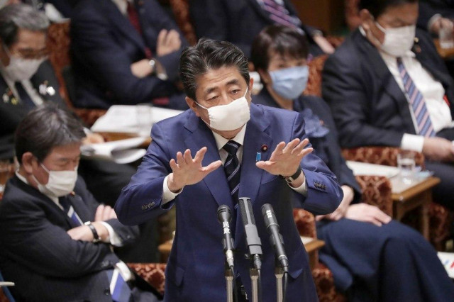 Japan prepares for state of emergency over virus