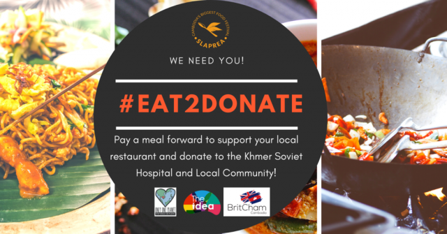 Local Businesses Launch Eat2Donate Campaign to Feed Those Affected by COVID-19