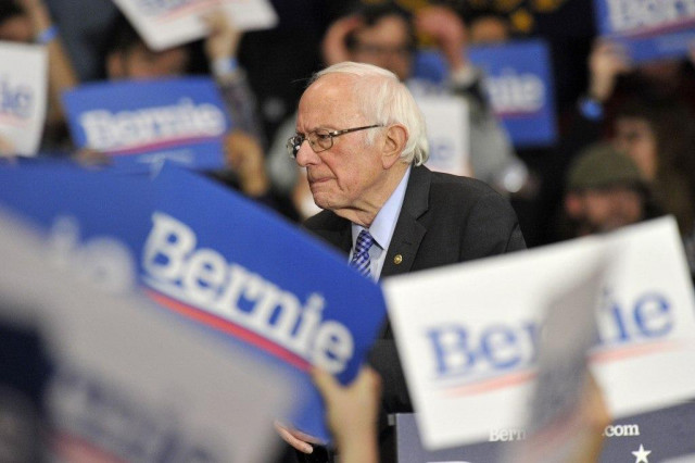 Sanders ends presidential bid, setting up Biden-Trump showdown