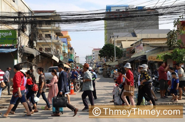 Coming Home in COVID-19 Times: Migrant Workers Follow Cambodia's Directives