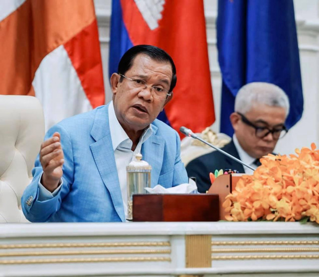 Prime Minister Hun Sen and regional leaders to take part in summits on COVID-19