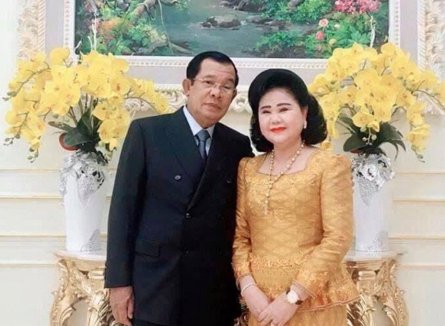 Hun Sen Sends New Year's Message of Hope and Health in Response to COVID-19