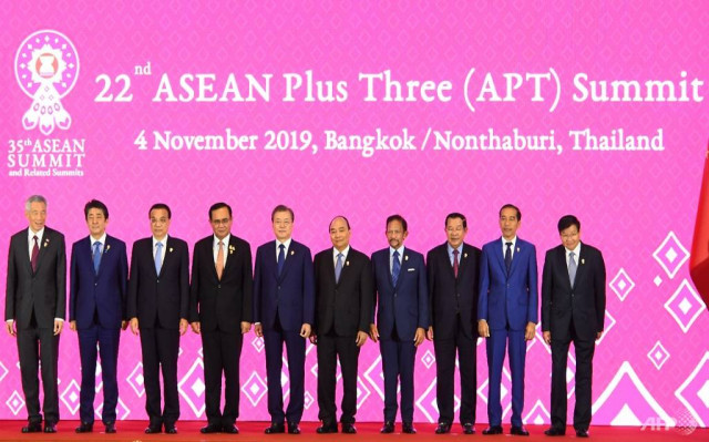 ASEAN+3 leaders' meeting on COVID-19 shows joint resolve against pandemic, experts say