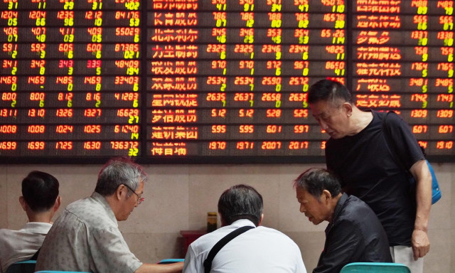 Asian markets down on virus impact fears