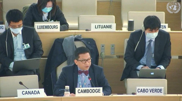 Cambodia Responds to U.N. Special Rapporteur's Critique of the State of Emergency Draft Law