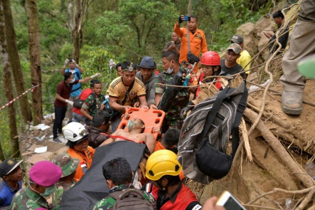 Nine killed in Indonesia mining accident