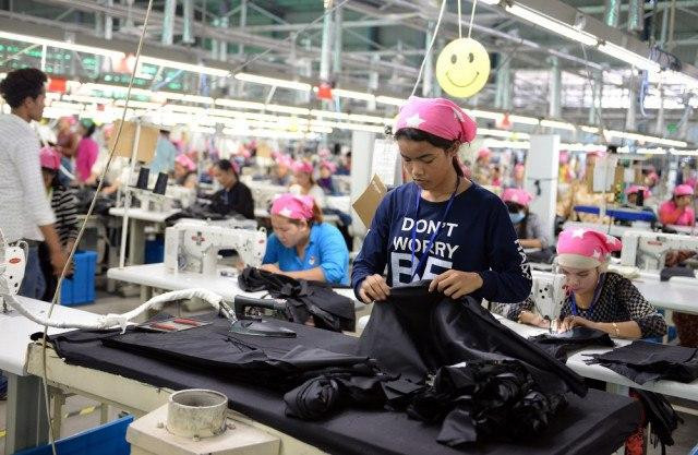 Cambodia says 77 new factories open in Q1 amid COVID-19 pandemic