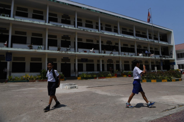 The Cambodian Authorities Maintain School Closure as a Measure against COVID-19
