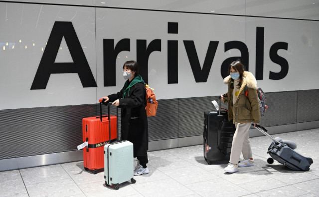 Britain to introduce two-week quarantine for arrivals: reports