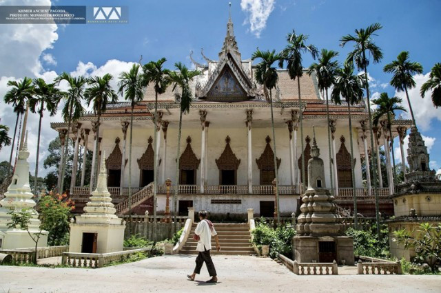 Opinion: The Role of Buddhist Pagodas in the Building of Cambodia's Society