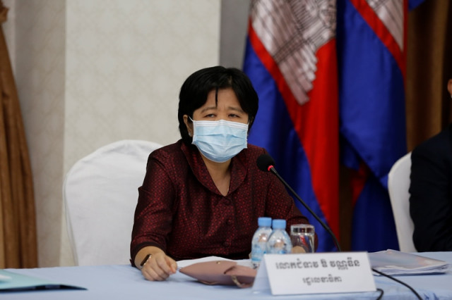 Ministry of Health Urges Cambodians to Follow COVID-19 Guidelines
