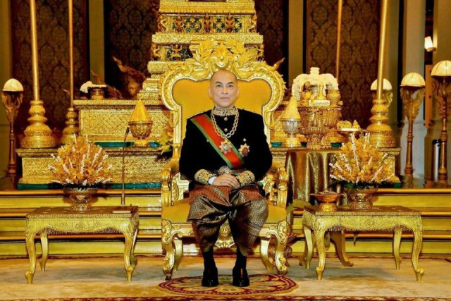 Cambodia Celebrates the Birthday of King Norodom Sihamoni