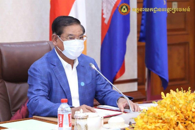 Sar Kheng Orders Border Authorities to Stop Illegal Crossings