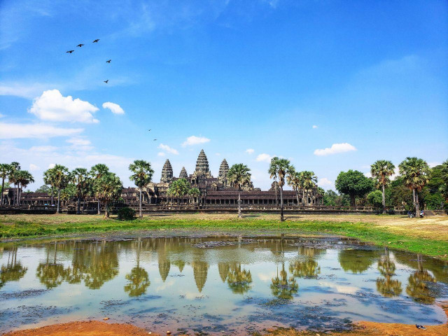 Cambodia expects Chinese tourists to drive its tourism growth after COVID-19 outbreak