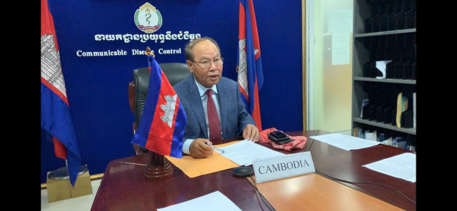 Health Minister Denies Vietnamese National Caught COVID-19 in Siem Reap