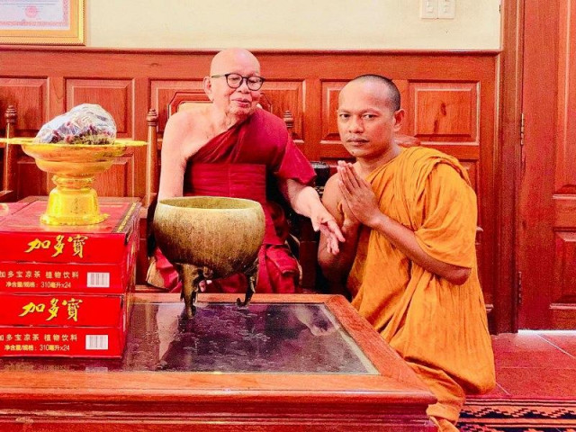 Monks Instructed to Cooperate with Authorities in Long Chantha Case