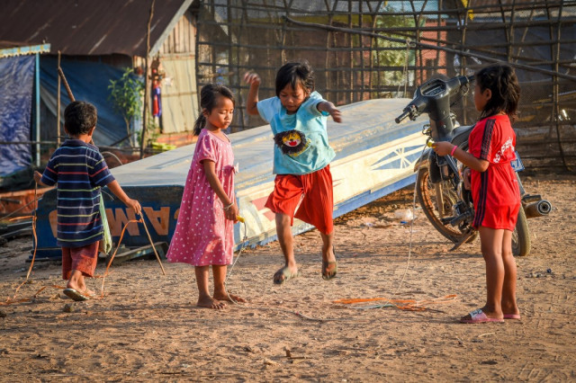 TV show launched in Cambodia to teach children about COVID-19 prevention