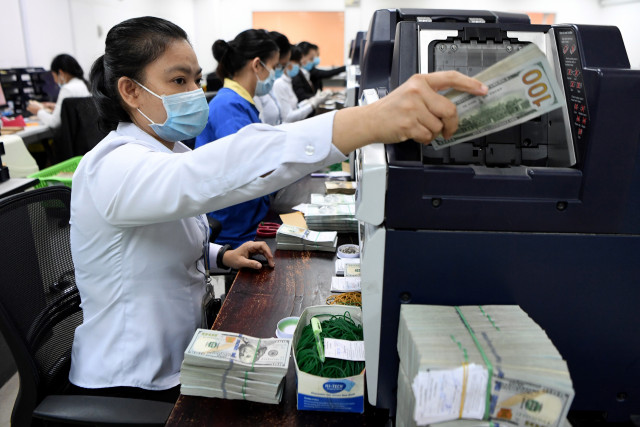 Cambodia bourse sees first bank listing