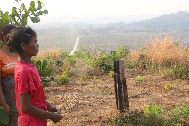 Vietnamese Rubber Company Destroyed Indigenous Community Land