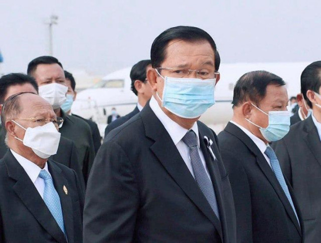 Prime Minister Hun Sen Stresses that the Pandemic Is Far from Over