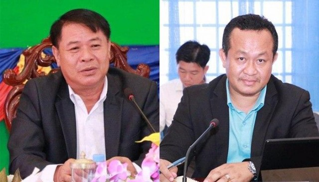 Som Piseth Is Named Governor of Kep Province