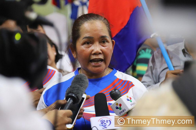 Four-Time Petanque Gold-Medal Winner Ke Leng Retires