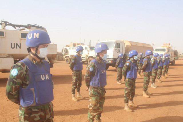 Cambodian Peacekeeper succumbs to COVID-19 in Mali