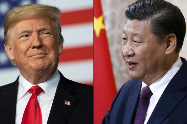 Growing US-China rivalry seen fueling UN paralysis amid virus crisis