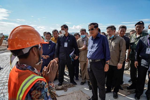 Restoration of Sihanoukville's Roads Almost Complete